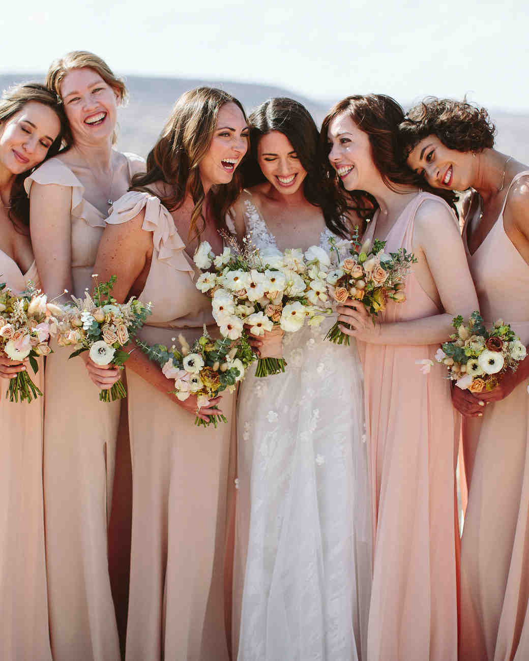 544162c8282 The Best Bridesmaids  Dresses of 2018