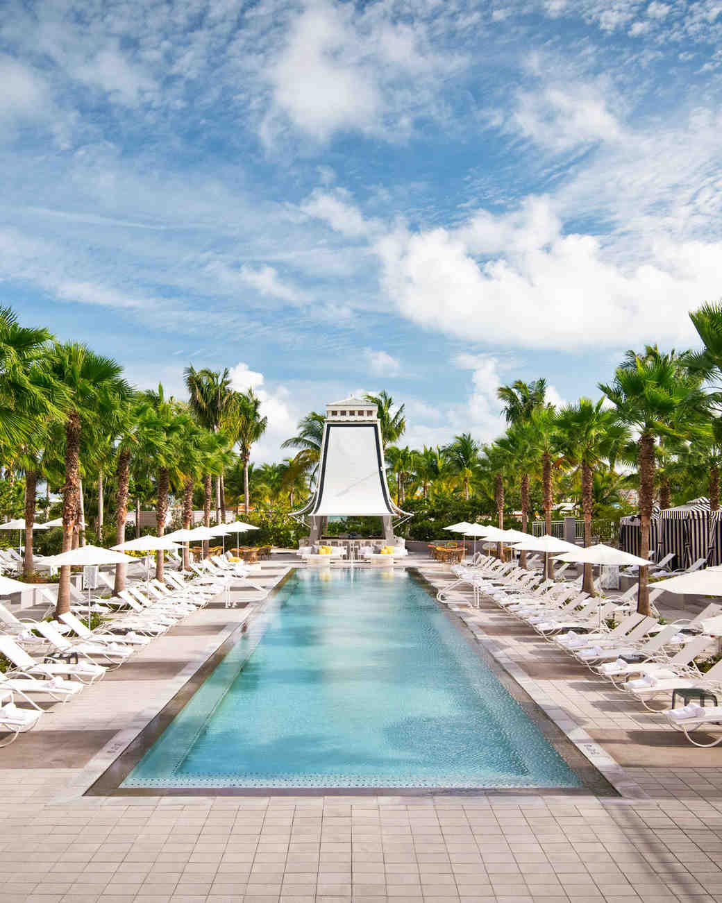 best beach honeymoons sls baha mar