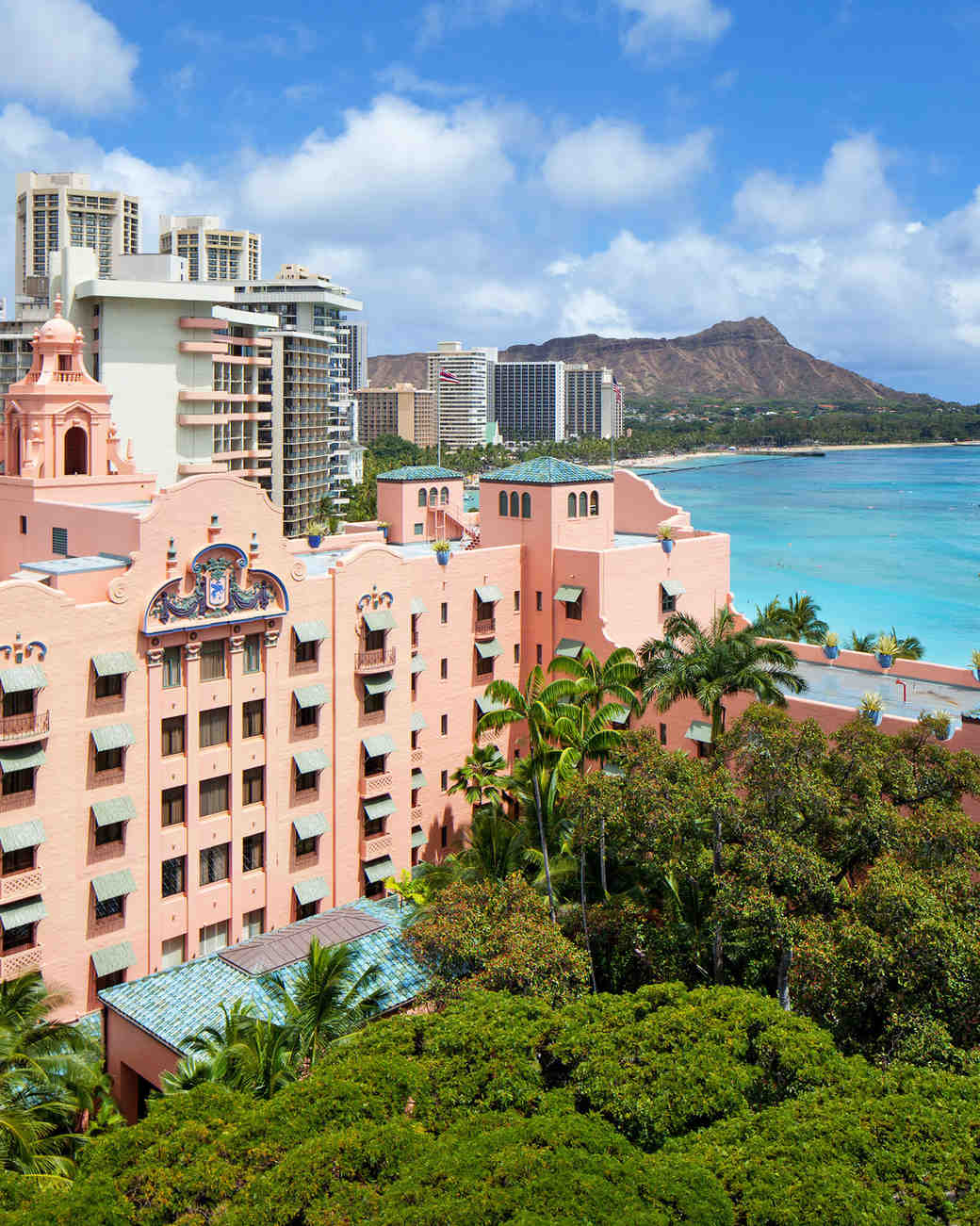 best resorts hawaii royal hawaiian