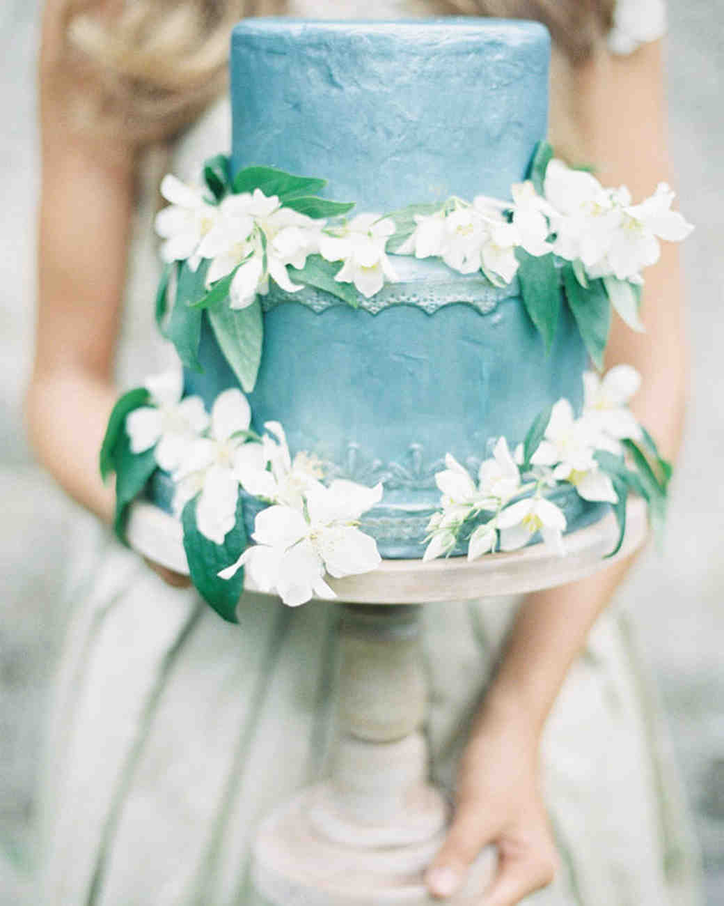 Blue Wedding Ideas D Arcy Benincosa