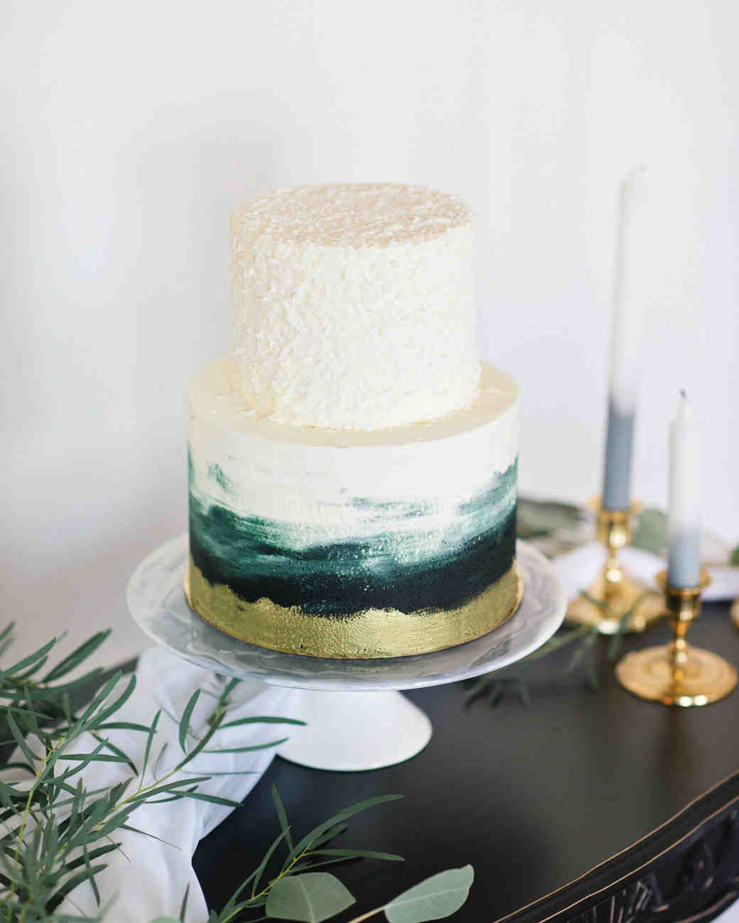 23 of the Sweetest Bridal Shower Cakes | Martha Stewart Weddings