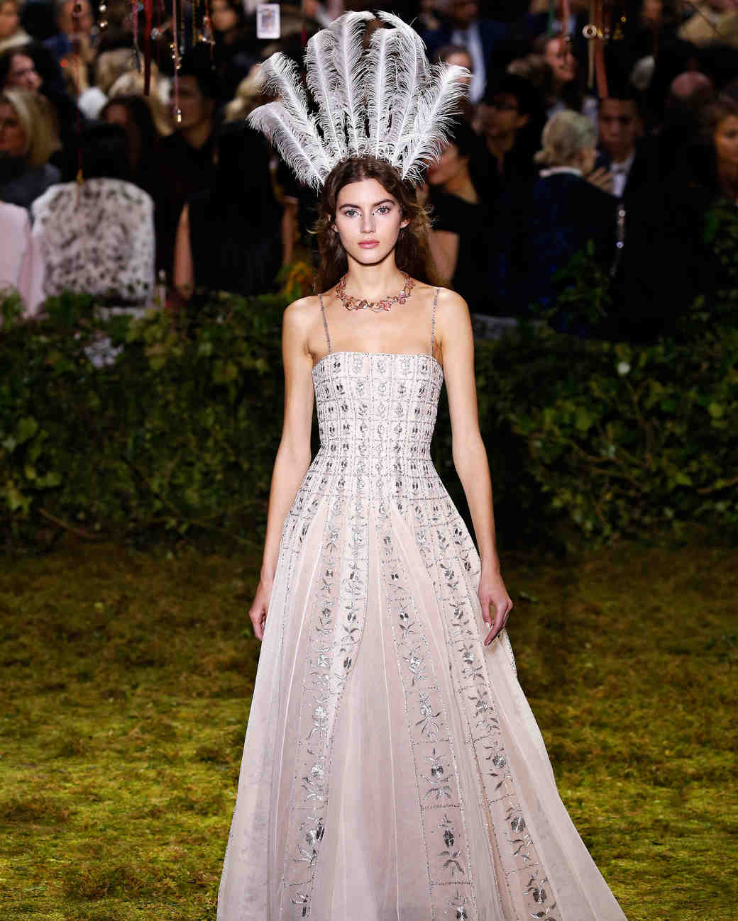 Christian Dior Wedding Gowns: The Most Bridal Looks From Paris Haute Couture Fashion