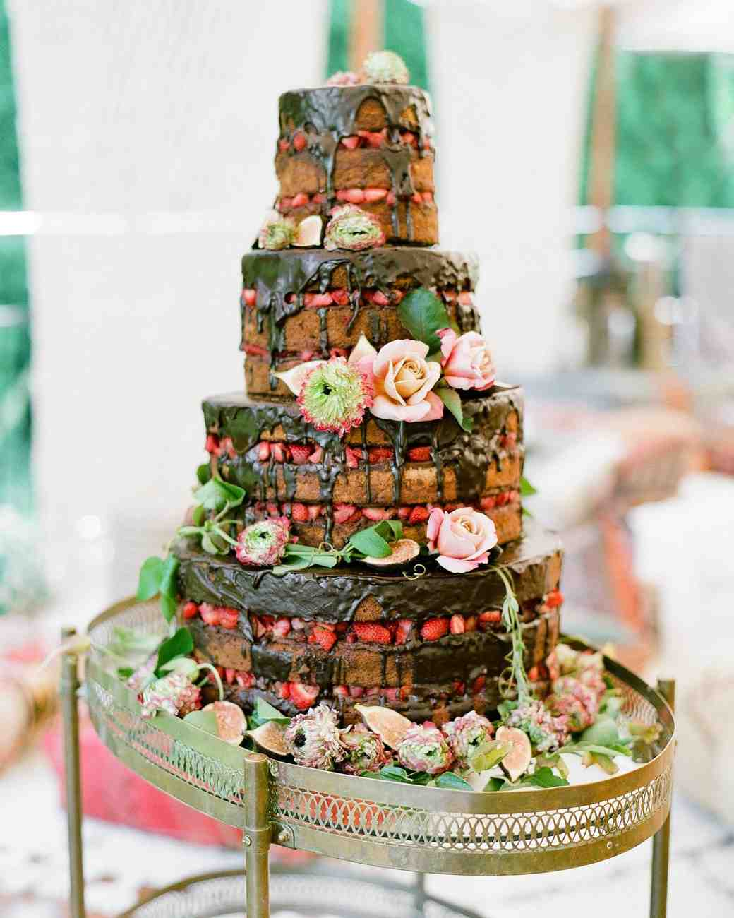 26 Chocolate Wedding C...
