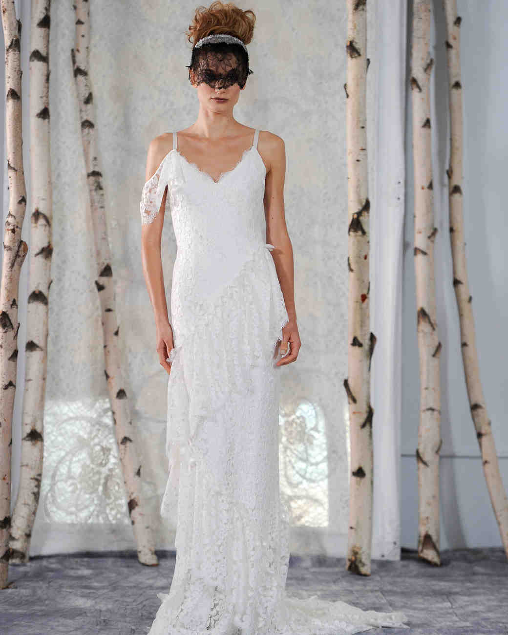 Elizabeth Fillmore Fall 2016 Wedding Dress Collection