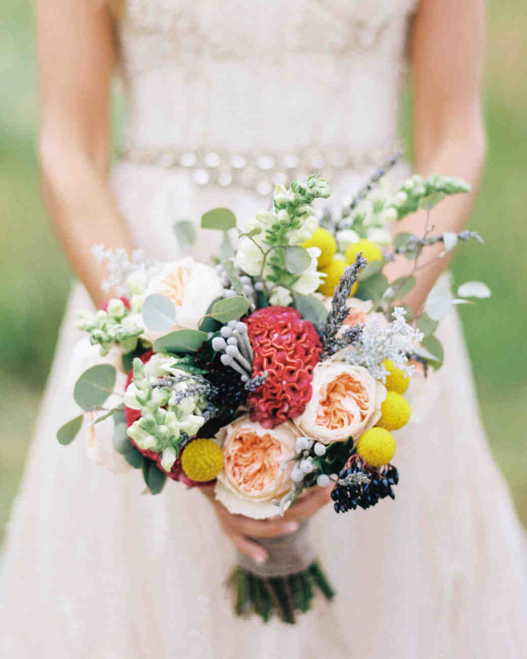 Summer Wedding Bouquets That Embrace the Season | Martha Stewart ...