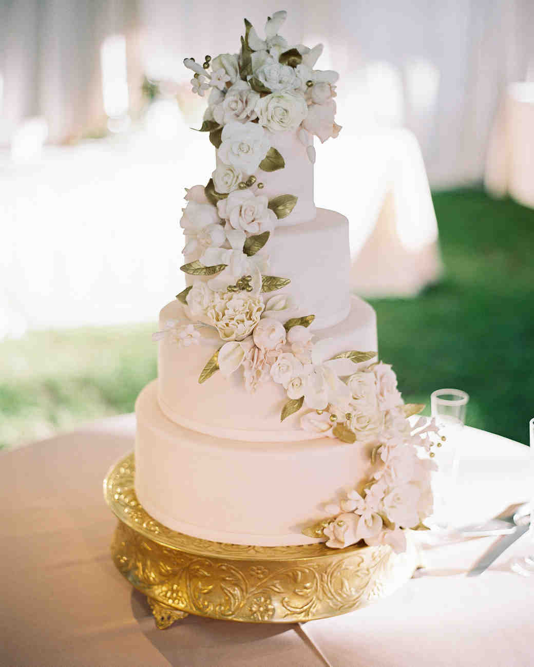 fall wedding cakes brandon chesbro
