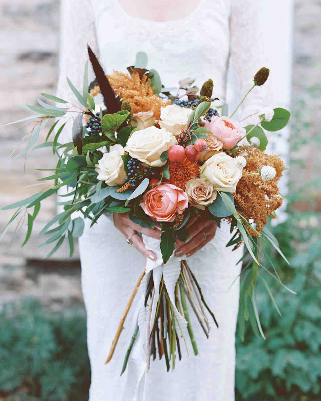 fall wedding decorations our favorite seasonal ideas for a fall wedding martha 4027
