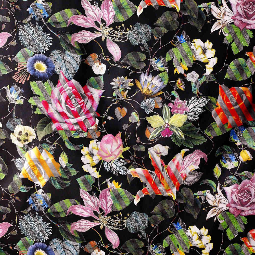 fashion forward floral background