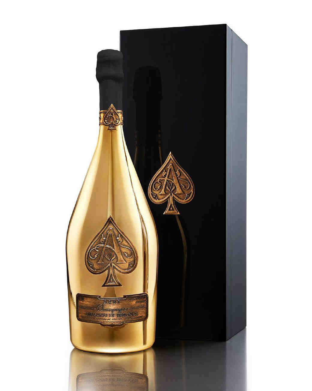 groom gift guide 2017 armand de brignac