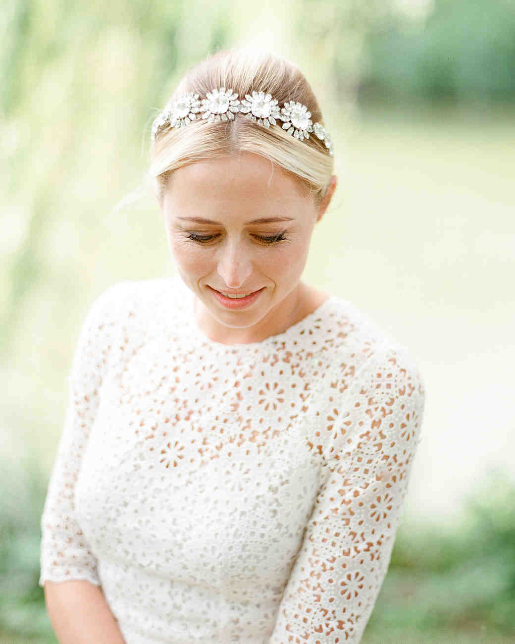 Hairstyle For Halter Neck Wedding Dress: The Best Hairstyles For Every Wedding Dress Neckline