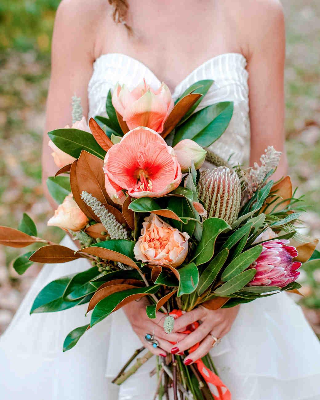 Heat-Resistant Wedding Bouquets Perfect for Summer | Martha Stewart ...