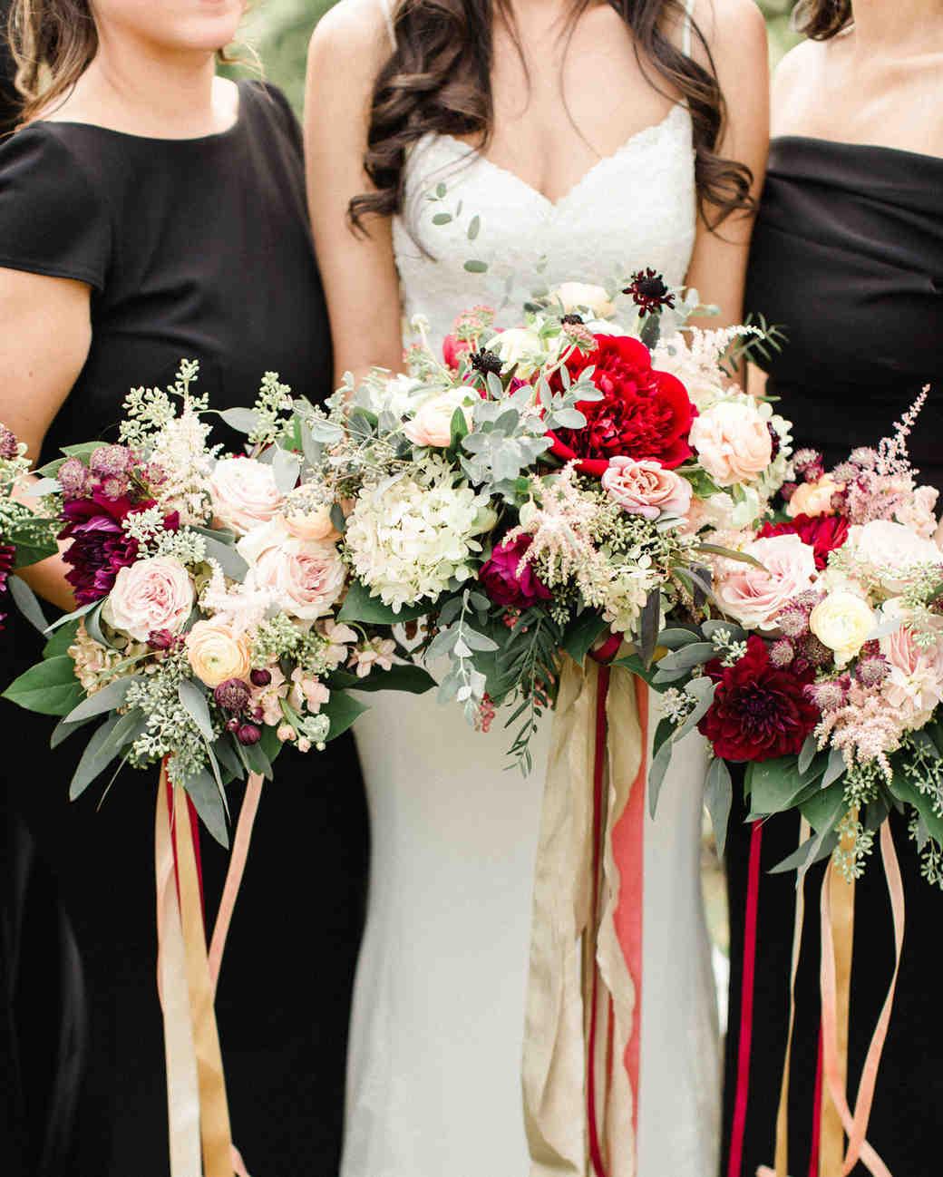 hydrangea bouquets meredith sledge