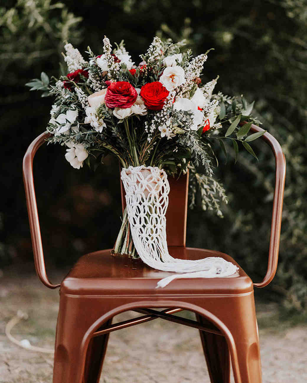 macrame wedding decor dawn charles