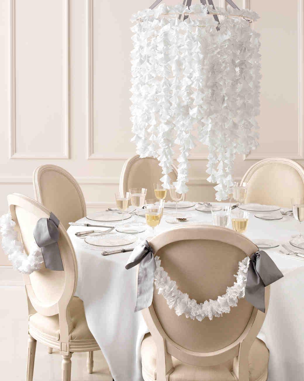 17 Overhead Wedding Decoration Ideas We Love | Martha Stewart Weddings