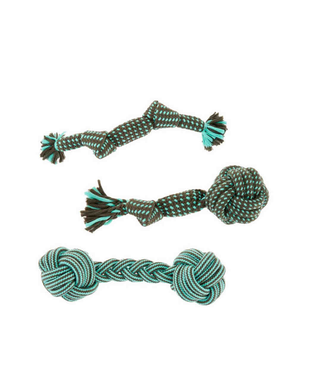 Pet Gift Guide, Martha Stewart Green Rope Toys