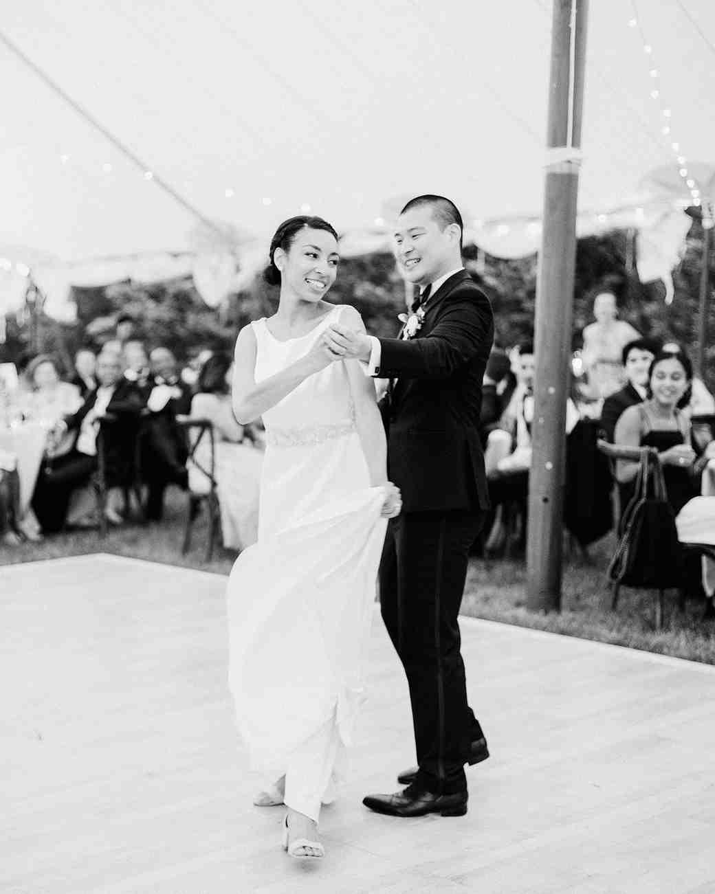 pillar paul wedding first dance