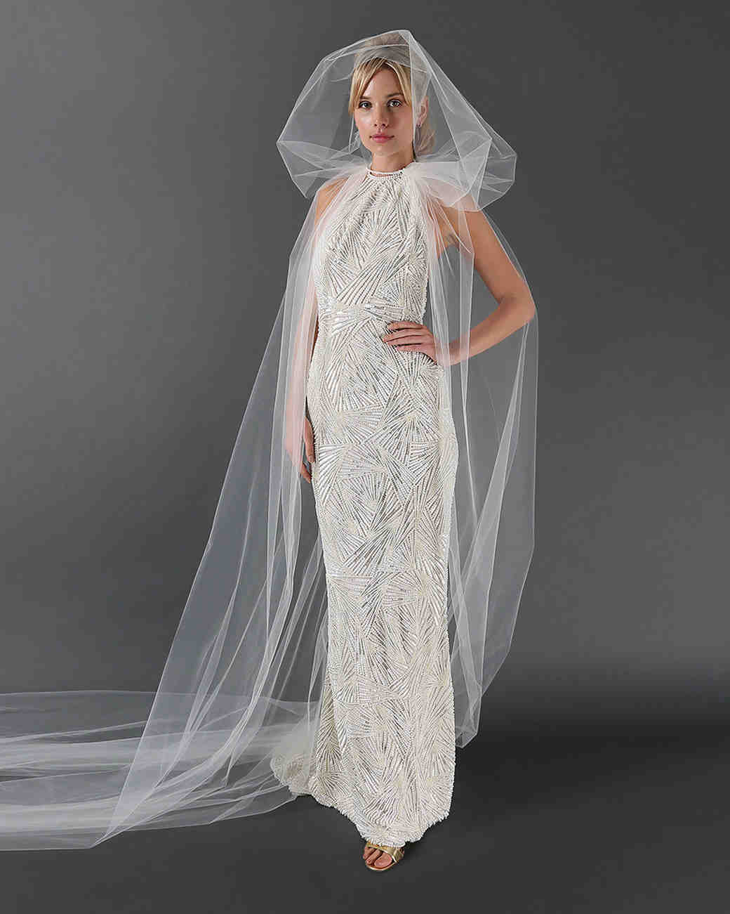Randi Rahm Fall 2017 Wedding Dress Collection