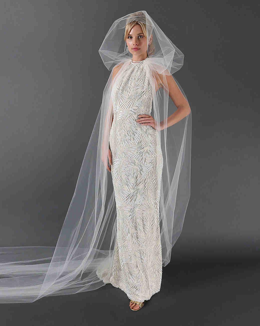 Randi Rahm Fall 2017 Wedding Dress Collection