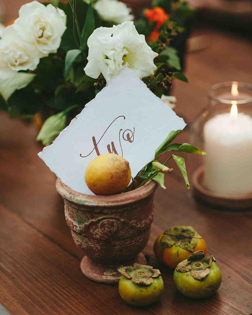 sarah daniel wedding table numbers