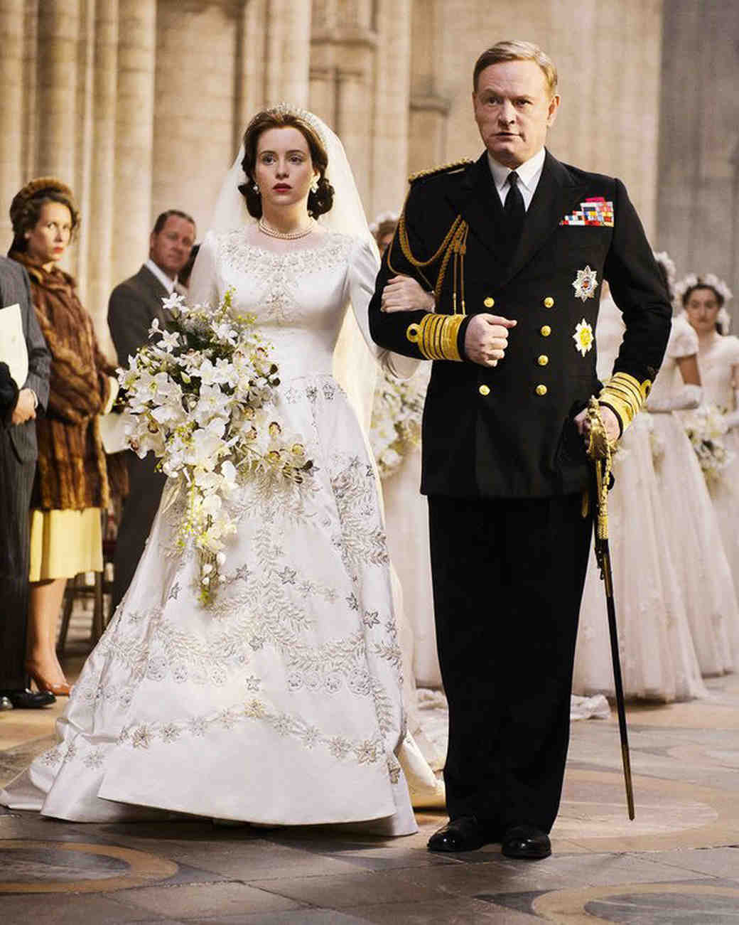 Iconic TV Wedding Dresses That Stole the Show | Martha Stewart Weddings