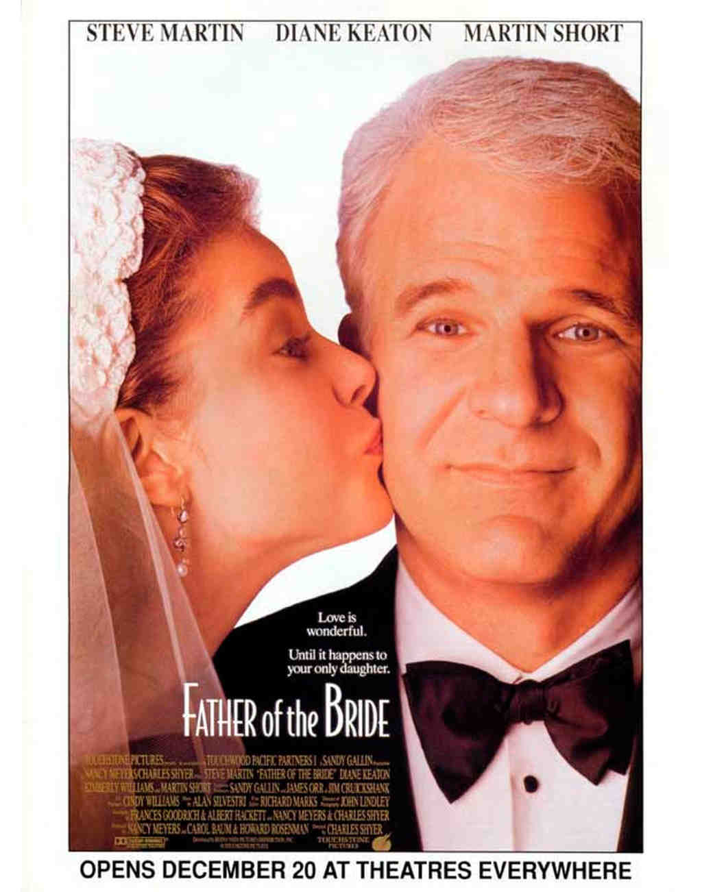 """Father of the Bride"" promo"