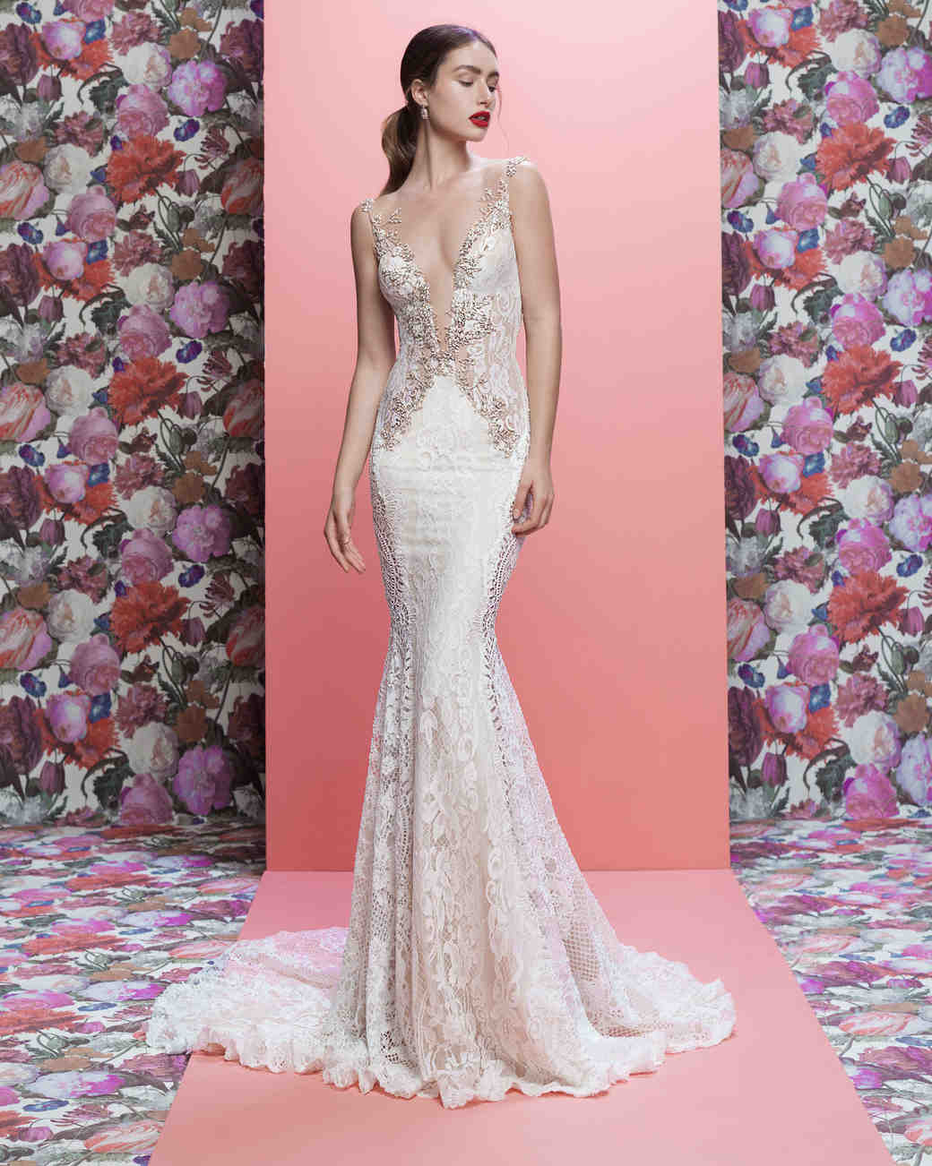 Galia Lahav Couture Spring 2019 Wedding Dress Collection | Martha ...