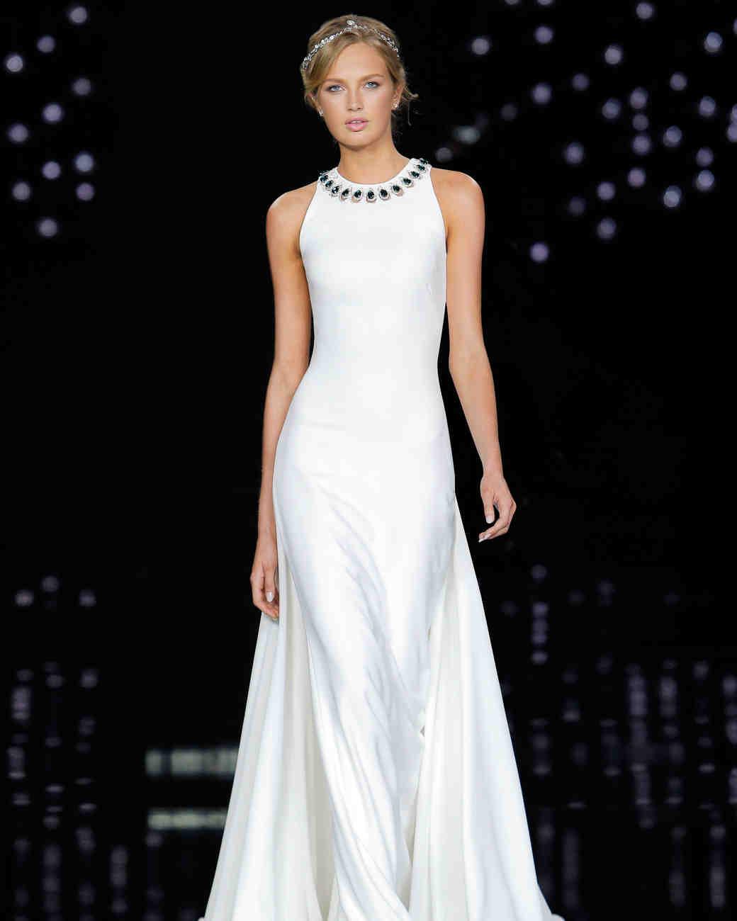 Get The Look Twiggy Inspired Wedding Dress