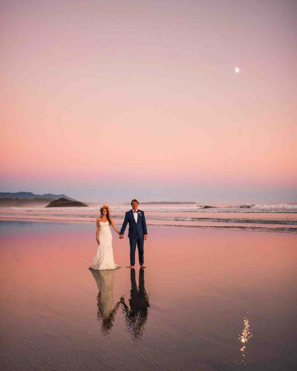 17 Beautiful Beach Wedding Venues | Martha Stewart Weddings