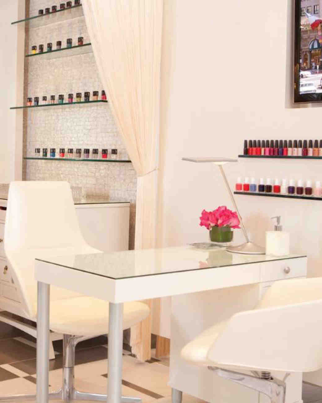beverly hills bachelorette nail bar