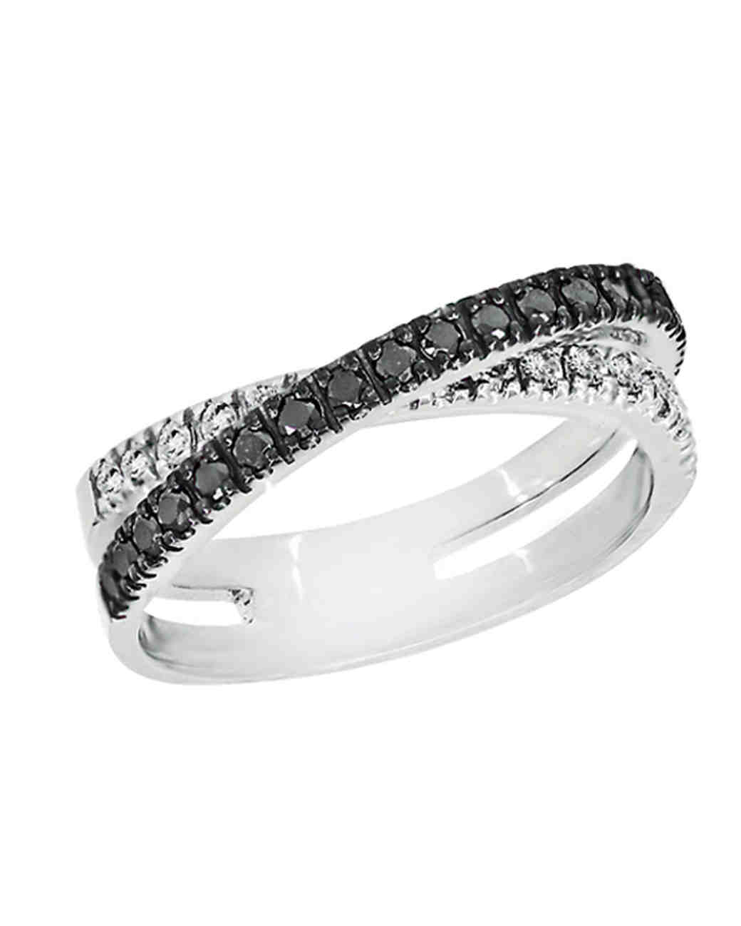 rings main platinum and band white eternity luxurman by engagement black diamond