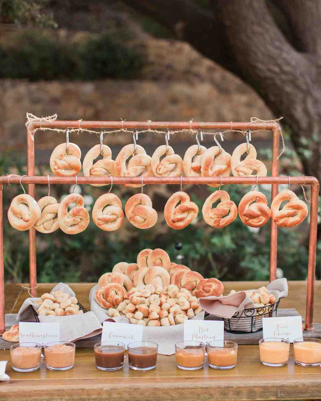 25 Cocktail Hour Ideas From Real Weddings Martha Stewart