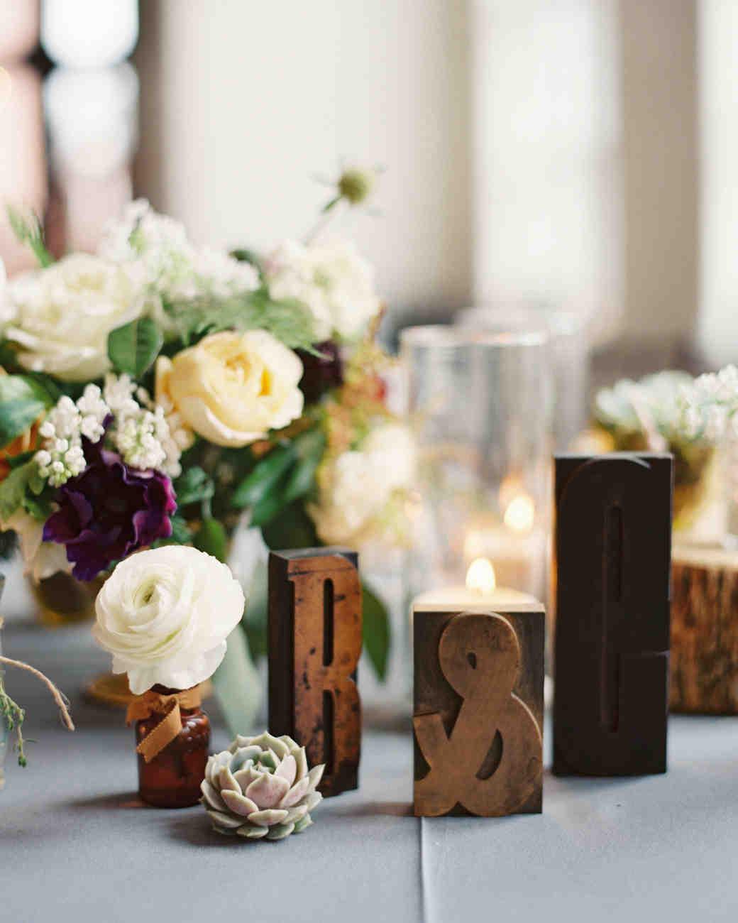 Totally chic vintage centerpieces martha stewart weddings
