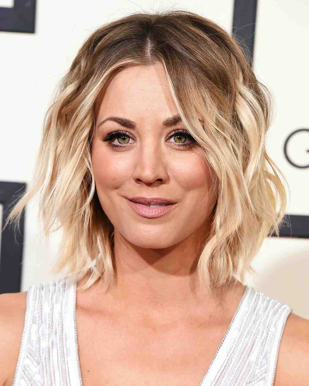 Kaley Cuoco Hair