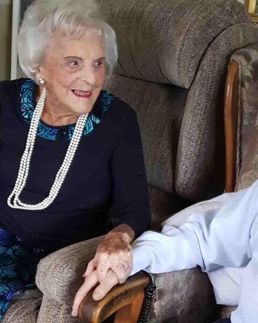 Helen and Maurice Keye