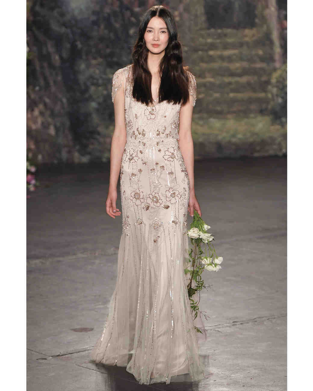 0cafa04e097 Make a Statement Down the Aisle  15 Wedding Dresses That Move ...