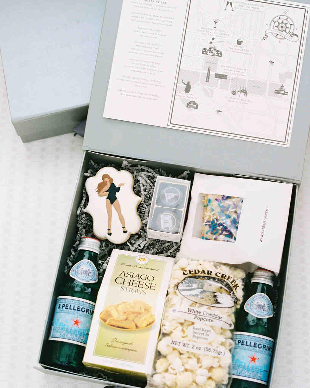 jermaine scott wedding dc welcome box