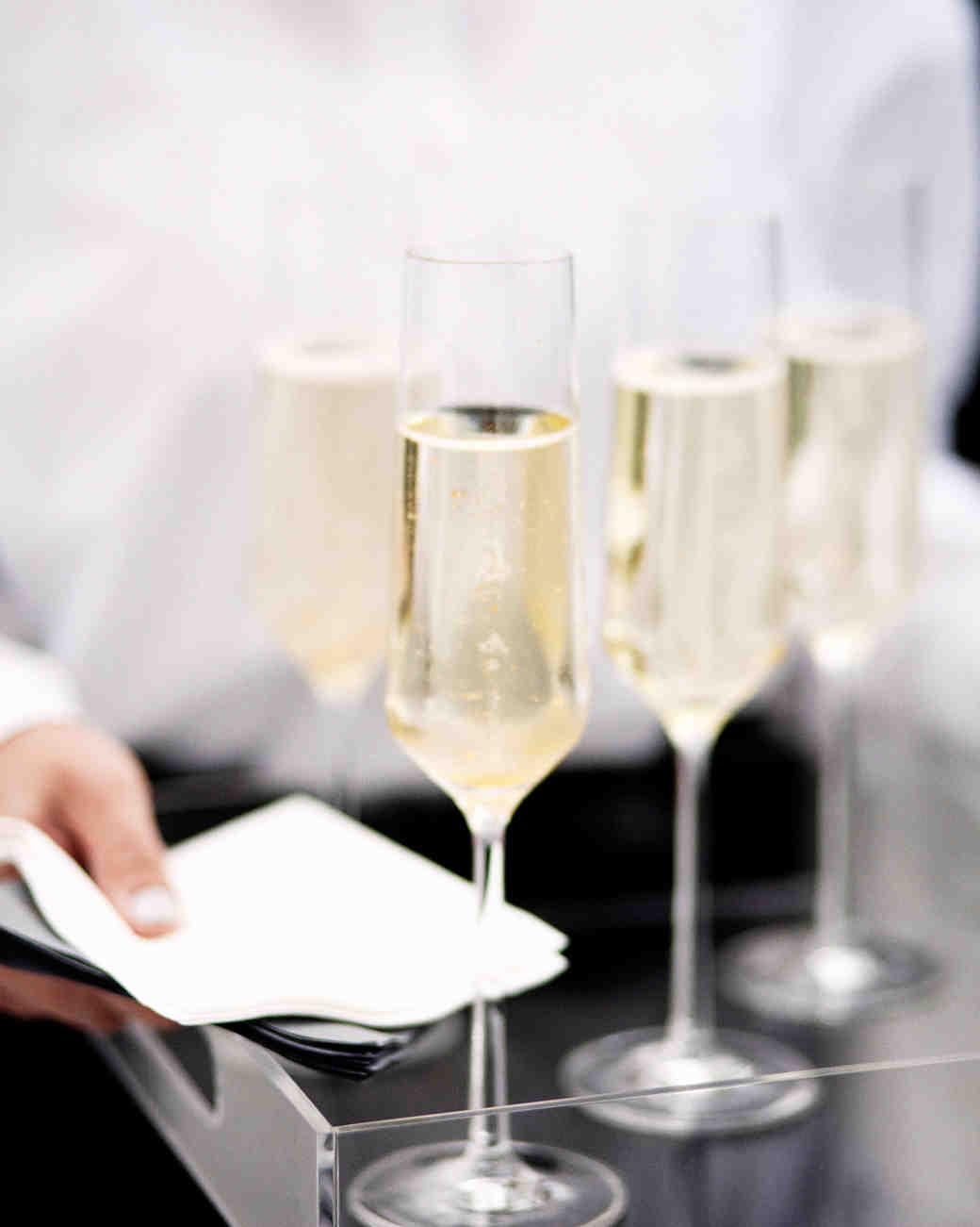 jess todd wedding champagne