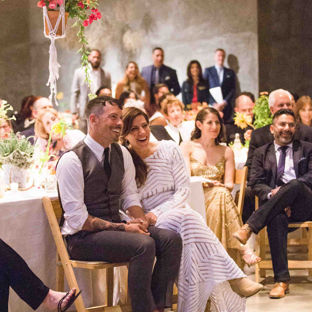 The 4 Types of Toasts You'll Hear at Every Wedding