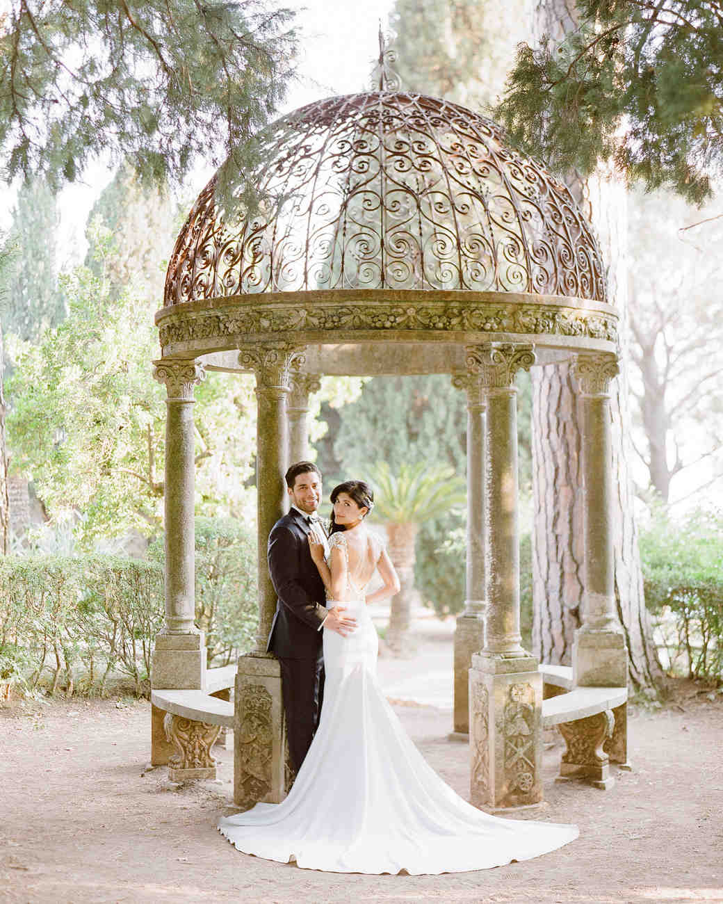Italian Weddings: This Couple's Dreamy Italian Destination Wedding Could