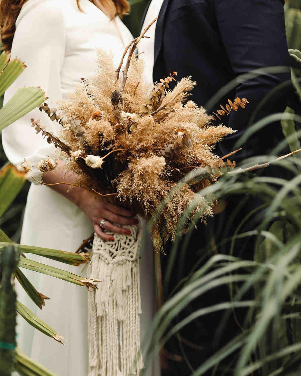 macrame wedding decor ashley hawkes