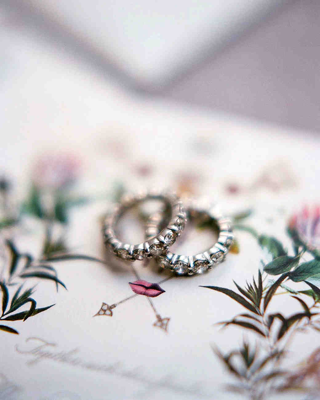 meg nick wedding rings