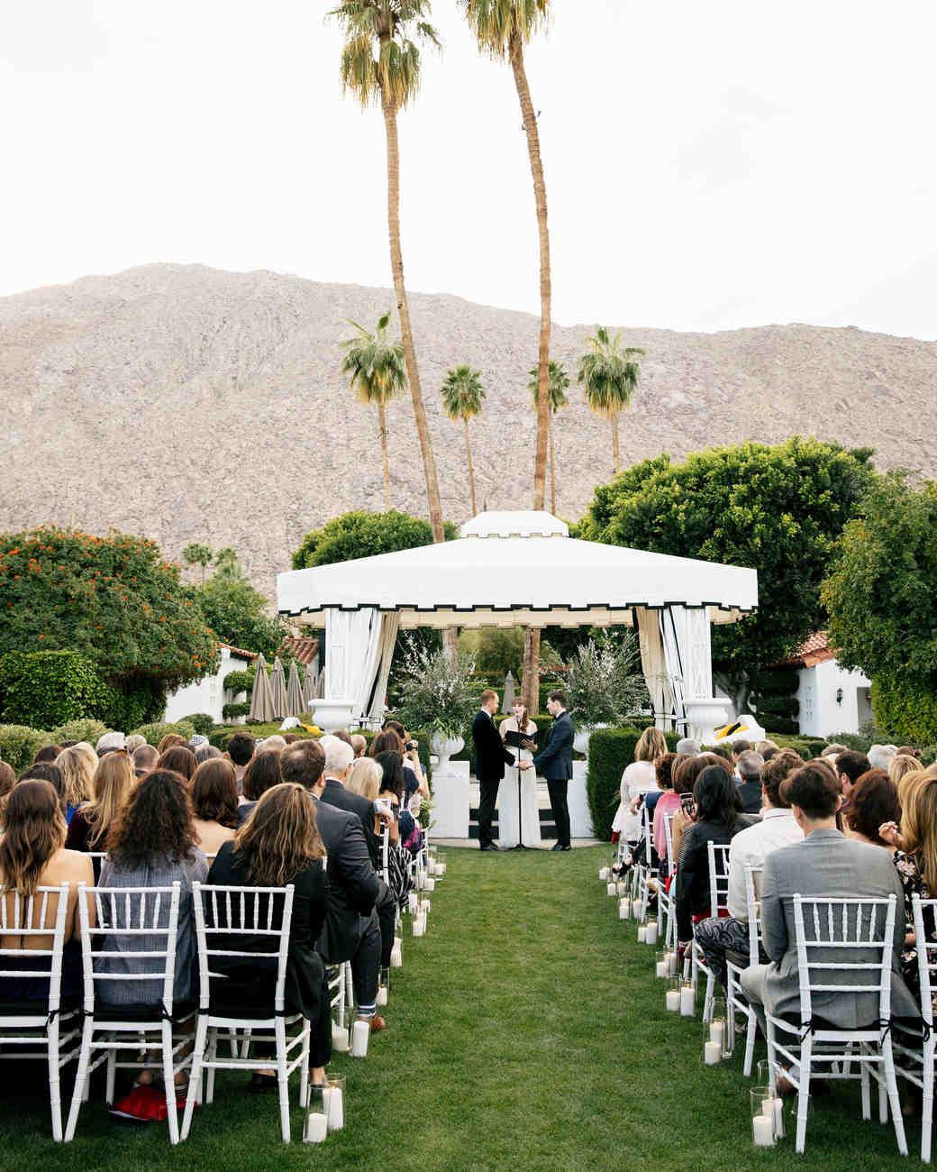 michael thomas wedding ceremony