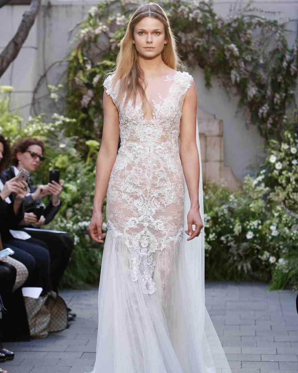 "Monique Lhuillier ""Love"" Dress"