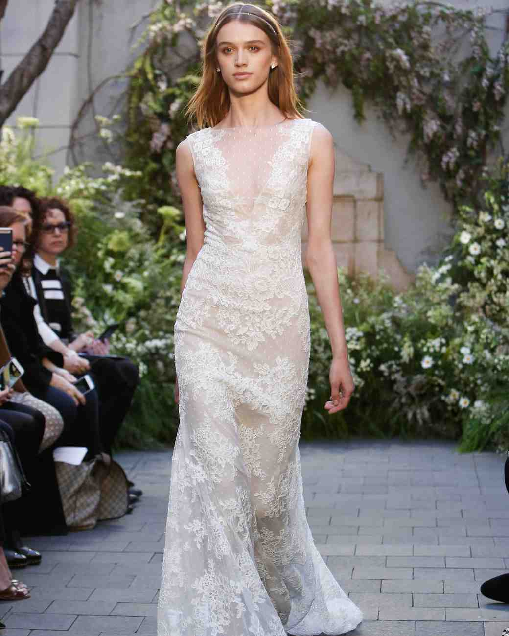 "Monique Lhuillier ""Summer"" Gown"