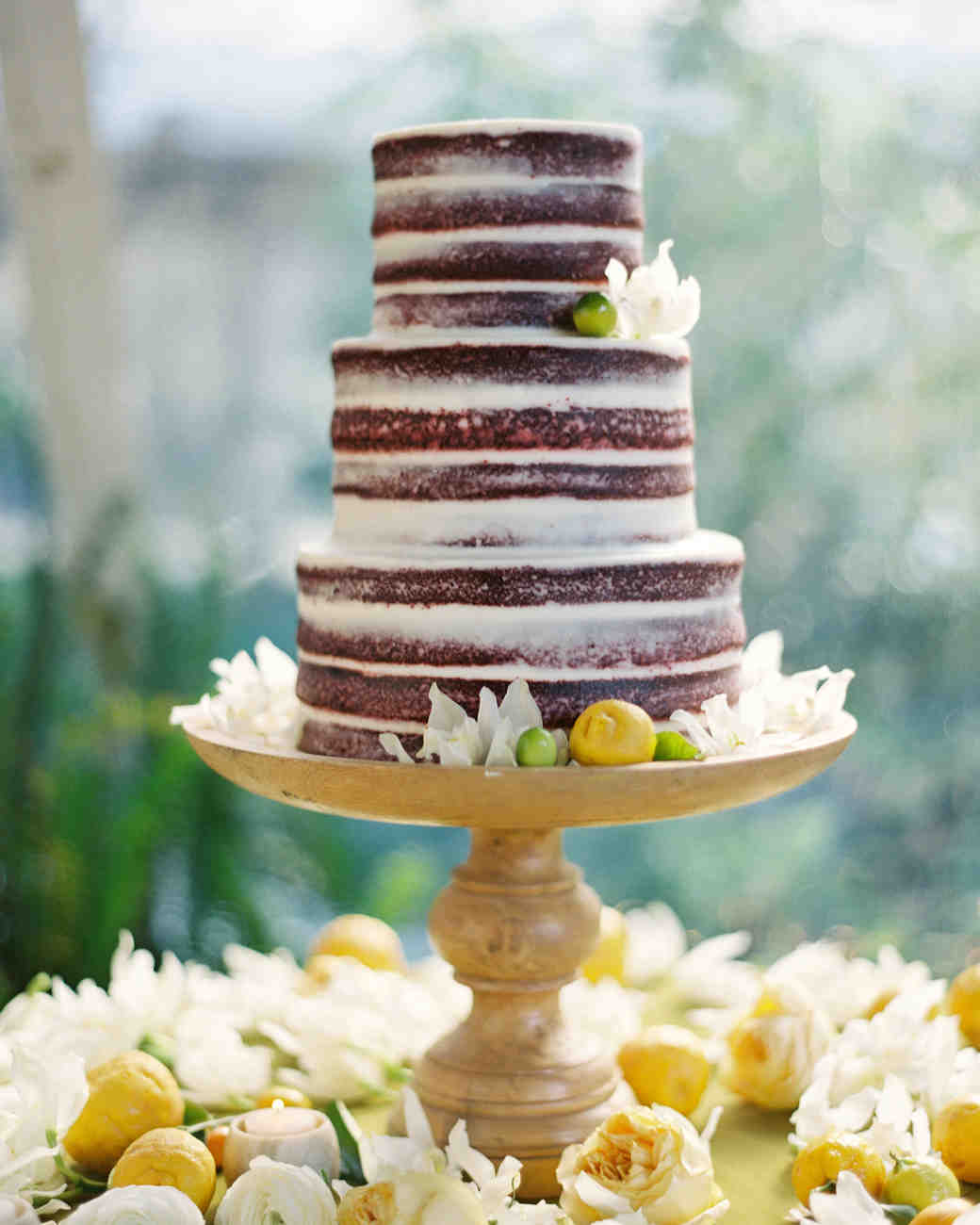 Wedding Cakes Layers Lemon Lime