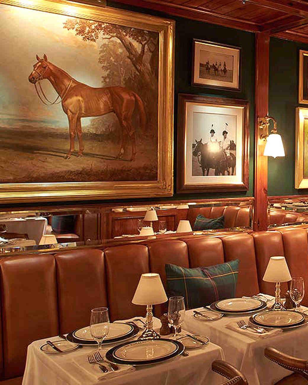 polo bar lounge