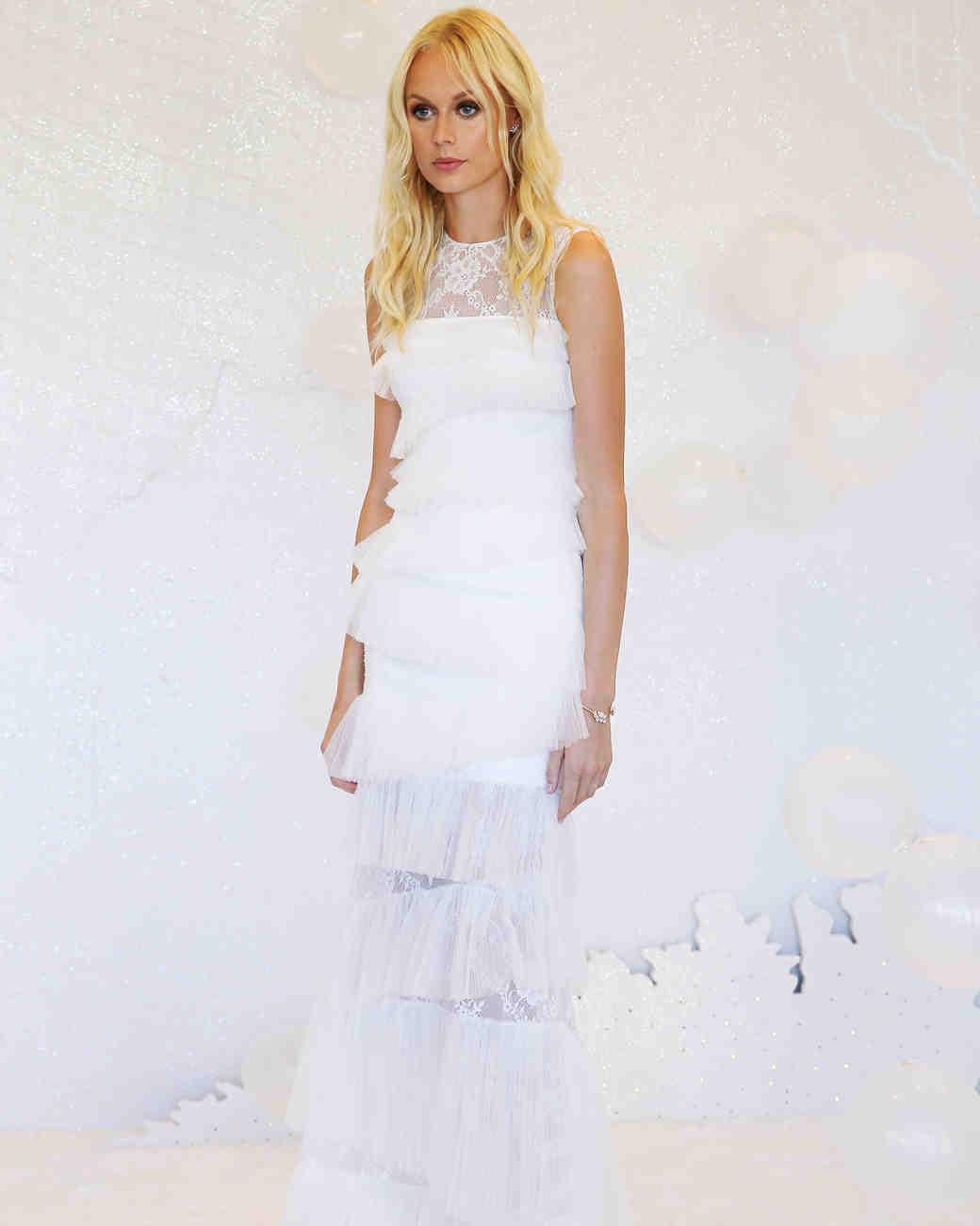 Jackie O Style Wedding Dress 46 Elegant Persy Fall Wedding Dress