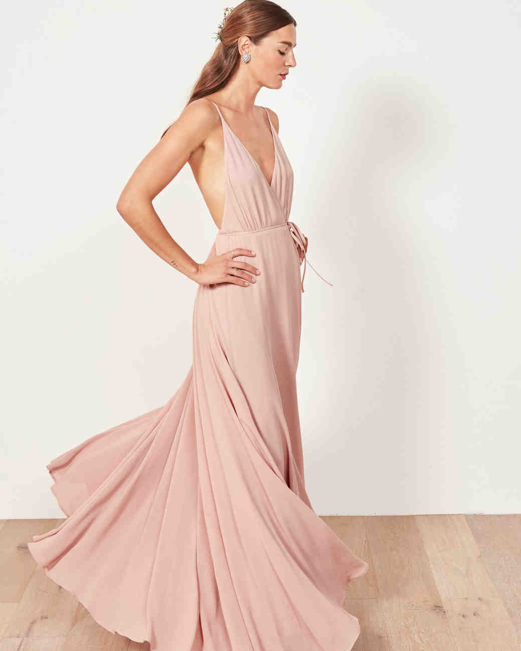 6bb022b44ea The Prettiest Pink Bridesmaids  Dresses for Spring