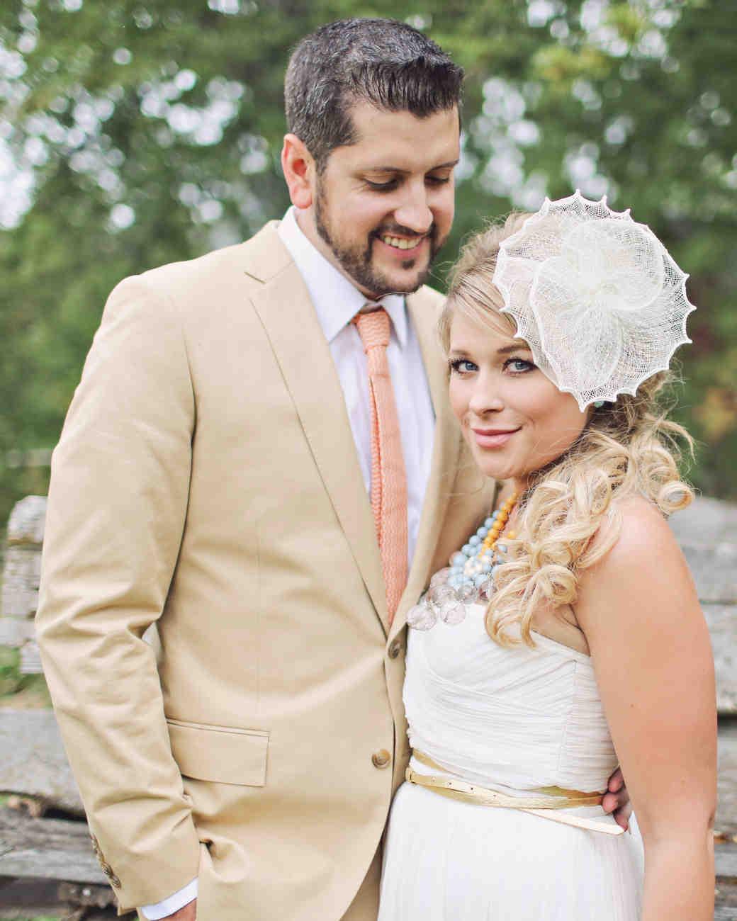 A Whimsical, Casual DIY Wedding In A Barn In Idaho
