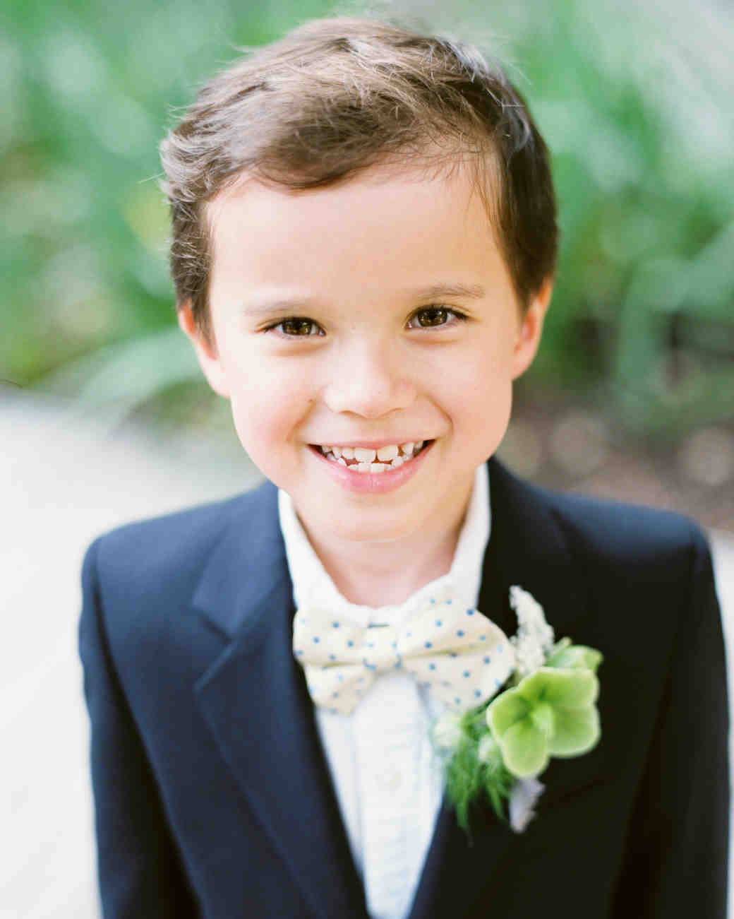 ring bearer boutonnieres sarah kate